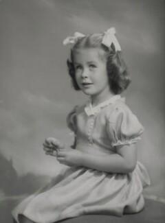 Mary Ann Hanbury (née Parker Bowles), by Marcus Adams - NPG x199866