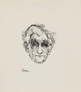 Leonard Schapiro, by Milein Cosman - NPG 7092