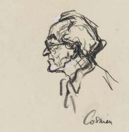 Berthold Viertel, by Milein Cosman - NPG 7094