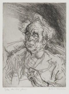 Harold Jones, by Milein Cosman - NPG 7099