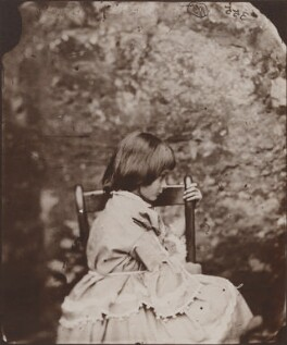 Alice Liddell, by Lewis Carroll - NPG x200147