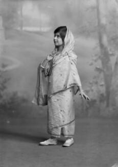 Ruth Ezra, by Lafayette - NPG x184789