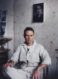 John Keane, by Lily Bertrand-Webb - NPG x200063
