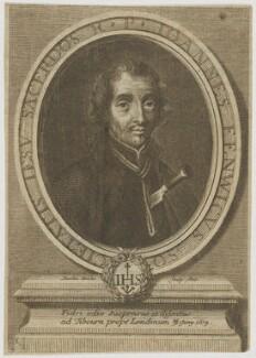 John Caldwell (John Fenwick), by Martin Bouche - NPG D48198
