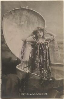 Gladys Violet Archbutt, by Lallie Charles - NPG x194504