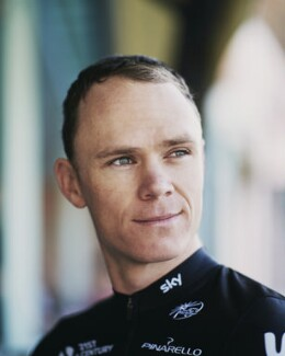 Chris Froome, by Ben McMahon - NPG x200136