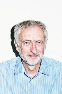 Jeremy Corbyn, by Ben McMahon - NPG x200137