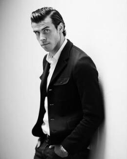 Gareth Bale, by Ben McMahon - NPG x200138