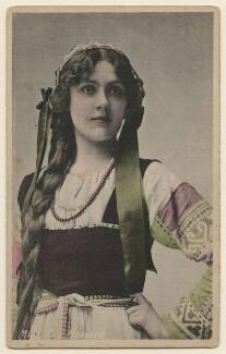 Lily Brayton as Theodosia in 'Resurrection', by Unknown photographer - NPG x200161