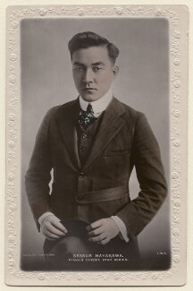 Sessue Hayakawa (Kintaro Hayakawa), published by J. Beagles & Co - NPG x200171