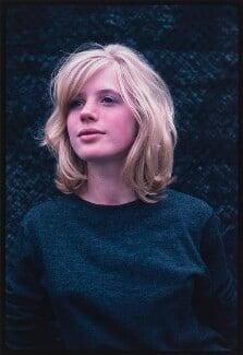 Marianne Faithfull, by Chris O'Dell - NPG x200082