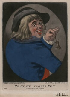 He - He - He - I Loves Fun, published by Carington Bowles, after  Robert Dighton - NPG D47155