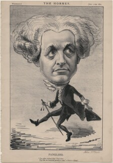 John Sleeper Clarke ('Pangloss'), published by Frederick Arnold, after  Unknown artist - NPG D48257