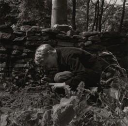 Simon Chadwick, by Ida Kar - NPG x200179