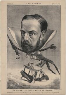 Sir Charles Wentworth Dilke, 2nd Bt ('On Stump - and