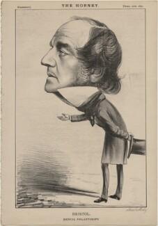 Samuel Morley ('Bristol. Radical Philanthropy'), published by Frederick Arnold, after  Unknown artist - NPG D48283