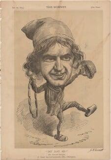 Joseph Kline Emmett ('Ist Dat So?'), published by Frederick Arnold, after  Unknown artist - NPG D48322