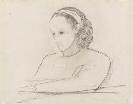 Dame Barbara Hepworth, by Naum Gabo - NPG 7057