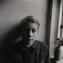 Simon Chadwick, by Ida Kar - NPG x200192
