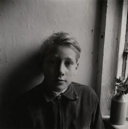 Simon Chadwick, by Ida Kar - NPG x200192