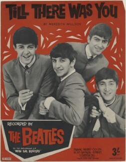 The Beatles (Paul McCartney; Ringo Starr; George Harrison; John Lennon), published by Frank Music Co Ltd, after  (Dezider) Dezo Hoffmann - NPG D48340
