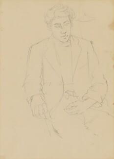 David Tindle, by John Minton - NPG 7058