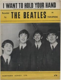 The Beatles (Paul McCartney; John Lennon; Ringo Starr; George Harrison), published by Northern Songs Ltd, after  Astrid Kirchherr - NPG D48343