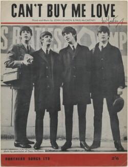 The Beatles (Paul McCartney; Ringo Starr; George Harrison; John Lennon), published by Northern Songs Ltd, after  (Dezider) Dezo Hoffmann - NPG D48344