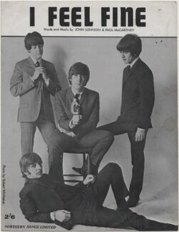The Beatles (Ringo Starr; Paul McCartney; John Lennon; George Harrison), published by Northern Songs Ltd, after  Robert Whitaker - NPG D48345