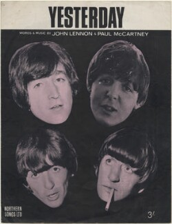 The Beatles (John Lennon; George Harrison; Paul McCartney; Ringo Starr), published by Northern Songs Ltd, after  Unknown photographer - NPG D48352
