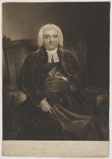 Samuel Parr, by Charles Turner, published by and after  John James Halls - NPG D48628