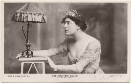 Constance Collier in 'The Red Lamp', by Foulsham & Banfield, published by  Rotary Photographic Co Ltd - NPG x201019