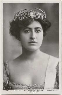 Constance Collier in 'The Red Lamp', by Foulsham & Banfield, published by  Rotary Photographic Co Ltd - NPG x201021