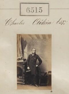 Charles Aikin, by Camille Silvy - NPG Ax56448