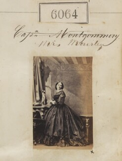 Mrs Mousley, by Camille Silvy - NPG Ax56017