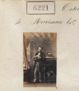 John Merriman, by Camille Silvy - NPG Ax56167