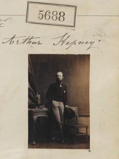 Arthur Stepney, by Camille Silvy - NPG Ax55643