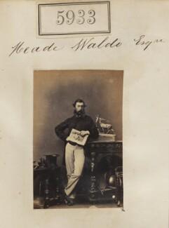 Meade Waldo, by Camille Silvy - NPG Ax55888