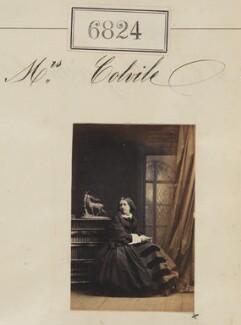 Mrs Colvile, by Camille Silvy - NPG Ax56747
