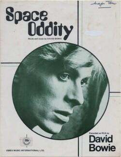 David Bowie, published by Essex Music Ltd, after  Unknown photographer - NPG D48362