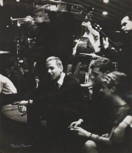 Chris Barber's band (including Harold Pendleton, Pat Halcox, Dick Smith and Eddie Smith), by Ida Kar - NPG x200215