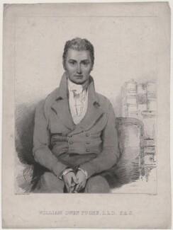 William Owen Pughe, by Charles Picart, after  Eliza Jones - NPG D48631