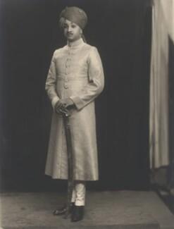 Shri Sumair Singhji Sahib Bahadur, Maharaja of Jodhpur, by Bertram Park - NPG x199900