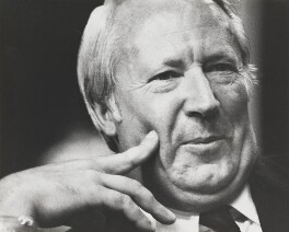 Sir Edward Heath, by David Newell-Smith - NPG x200230