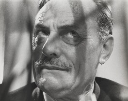 Enoch Powell, by David Newell-Smith - NPG x200235
