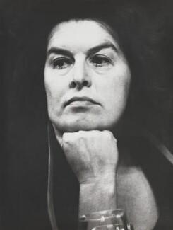 Joan Lestor, Baroness Lestor of Eccles, by David Newell-Smith - NPG x200268