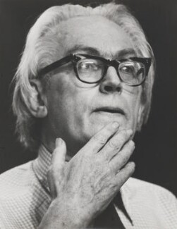 Michael Foot, by David Newell-Smith - NPG x200281