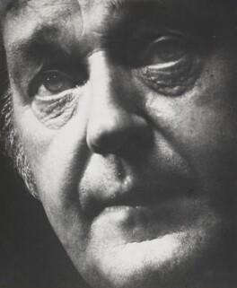 (Charles) Anthony Raven Crosland, by David Newell-Smith - NPG x200290