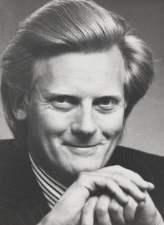 Michael Heseltine, by David Newell-Smith - NPG x200296