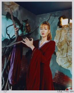 Joanne Kathleen ('J.K.') Rowling, by Rafael Fuchs - NPG x200154